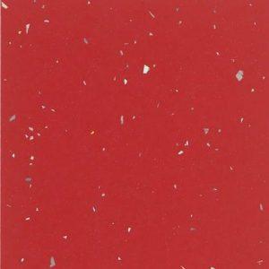 Metál piros munkalap F 012
