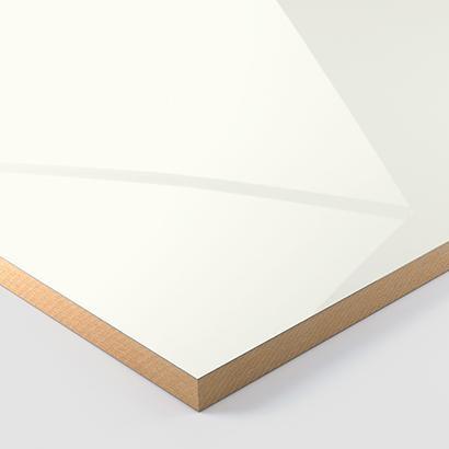 W1000PG prémium fehér szuperfény bútorlap
