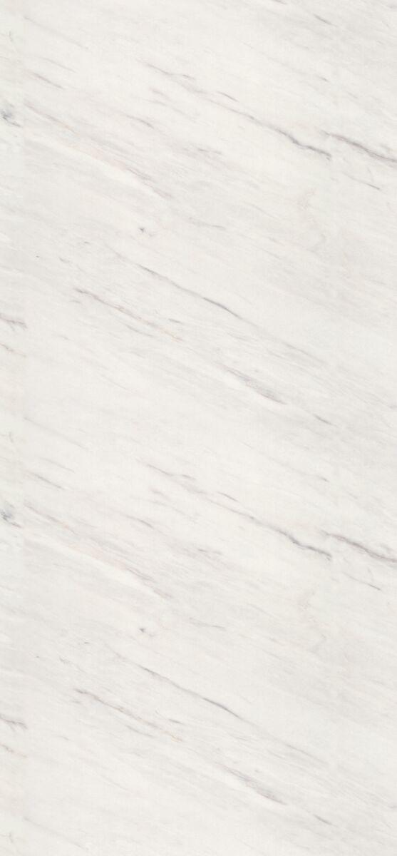 Magasfényű Fehér Levanto Márvány MDF bútorlap F812 PG táblakép