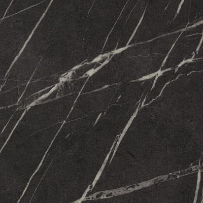 Magasfényű Fekete Pietra Grigia MDF bútorlap F206 PG