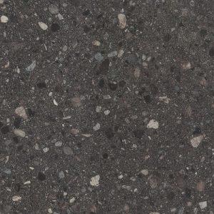 Fekete Ventura Kő matt F117 ST76 munkalap